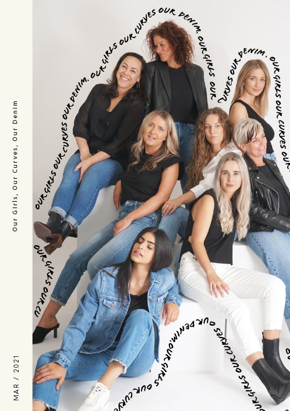 Our Curves, Our Girls, Our Denim